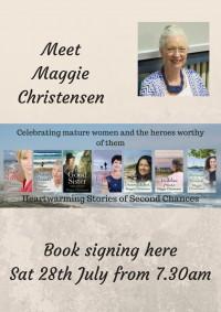 Meet Maggie Christensen