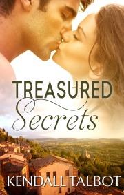 Tresured Secrets Book Cover