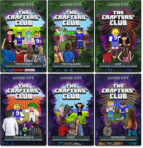 Crafters club BookCovers